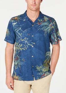 Tommy Bahama Men's Fireworks Finale Floral Shirt