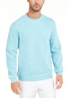 Tommy Bahama Men's Flip Side Classic-Fit Reversible Sweatshirt, Created For Macy's