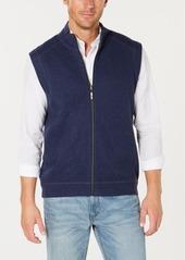 Tommy Bahama Men's Flip Side Reversible Vest