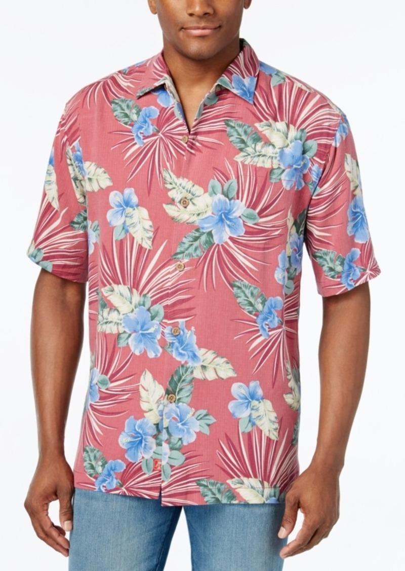 Tommy Bahama Men's Floral Fireworks Shirt