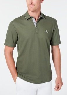 Tommy Bahama Men's Five O'Clock IslandZone Pique Polo Shirt
