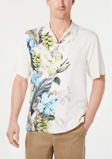 Tommy Bahama Men's Garden of Hope & Courage Silk Shirt