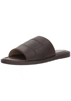 Tommy Bahama Men's GENNADI Palms Slide Sandal  15 D US