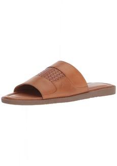 Tommy Bahama Men's GENNADI Palms Slide Sandal   D US