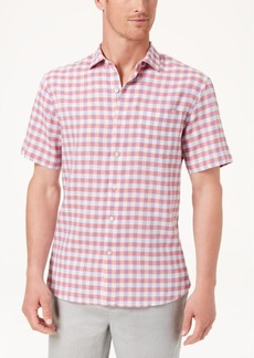 Tommy Bahama Men's Gingham Del Toro Shirt