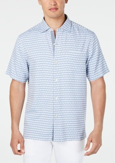 Tommy Bahama Men's Giovanni Dash-Print Shirt