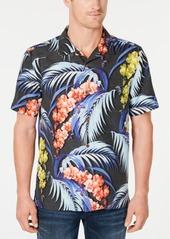 Tommy Bahama Men's Hana Lei Fronds Floral-Print Hawaiian Shirt