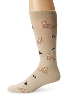 Tommy Bahama Men's High Water Wader Crew Sock