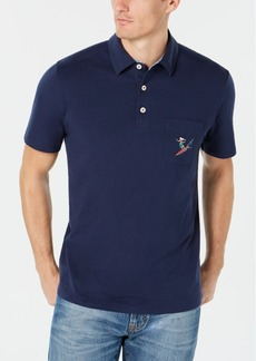 Tommy Bahama Men's IslandZone Embroidered Pima Cotton Polo