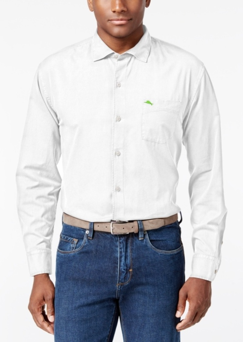 Tommy Bahama Men's Island Twill Shirt