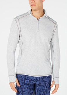 Tommy Bahama Men's IslandActive Palm Valley Half-Zip Pullover