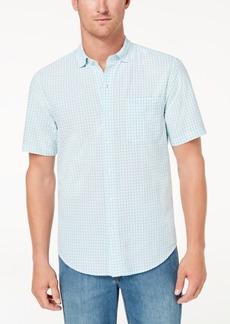 Tommy Bahama Men's Key Largo Check Pima Cotton Seersucker Shirt