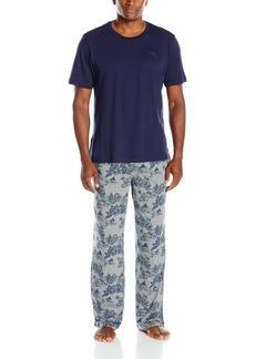 Tommy Bahama Men's Knit Pajama Set