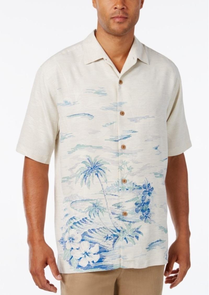 Tommy Bahama Men's La Vie Island Camp Shirt