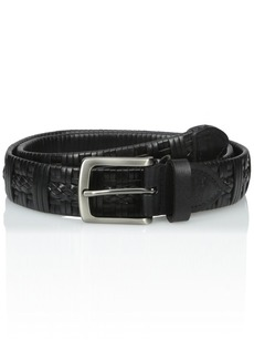 Tommy Bahama Men's Leather Laced Belt