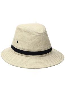 Tommy Bahama Men's Linen Blend Safari Hat  Extra Large