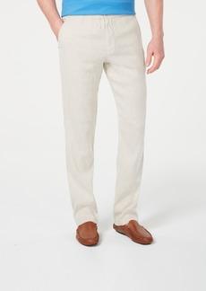 Tommy Bahama Men's Elastic Waist Linen Pants