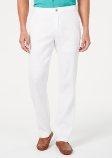 Tommy Bahama Men's Big & Tall Linen Pants