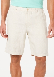 "Tommy Bahama Men's Linen The Good Life Classic Fit 10"" Shorts"