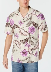 Tommy Bahama Men's Maeva Beach IslandZone Camp Hawaiian Shirt