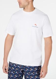Tommy Bahama Men's Never Skip Leg Day Logo Graphic T-Shirt