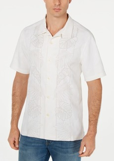 Tommy Bahama Men's Oceangrove Vines Silk Shirt