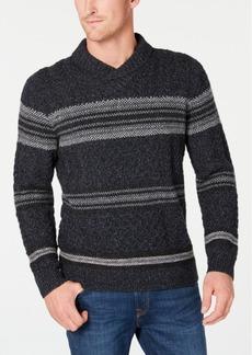 Tommy Bahama Men's Palo Verde Stripe Shawl-Collar Sweater