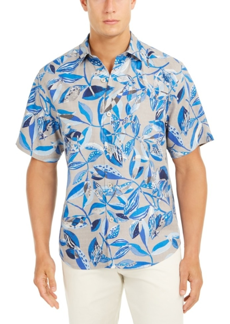 Tommy Bahama Men's Paloma Vines Graphic Shirt