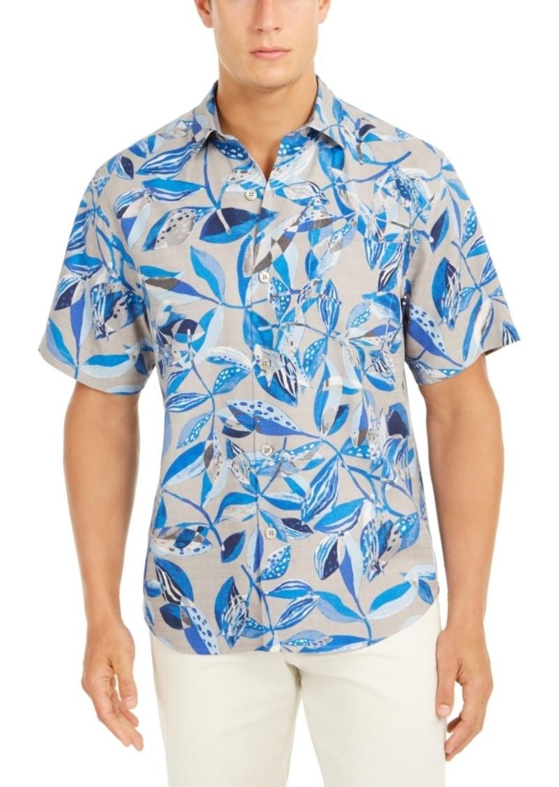 Tommy Bahama Men's Paloma Vines Graphic Shirt