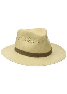 Tommy Bahama Men's Panama Vent Outback Hat  Small/Medium