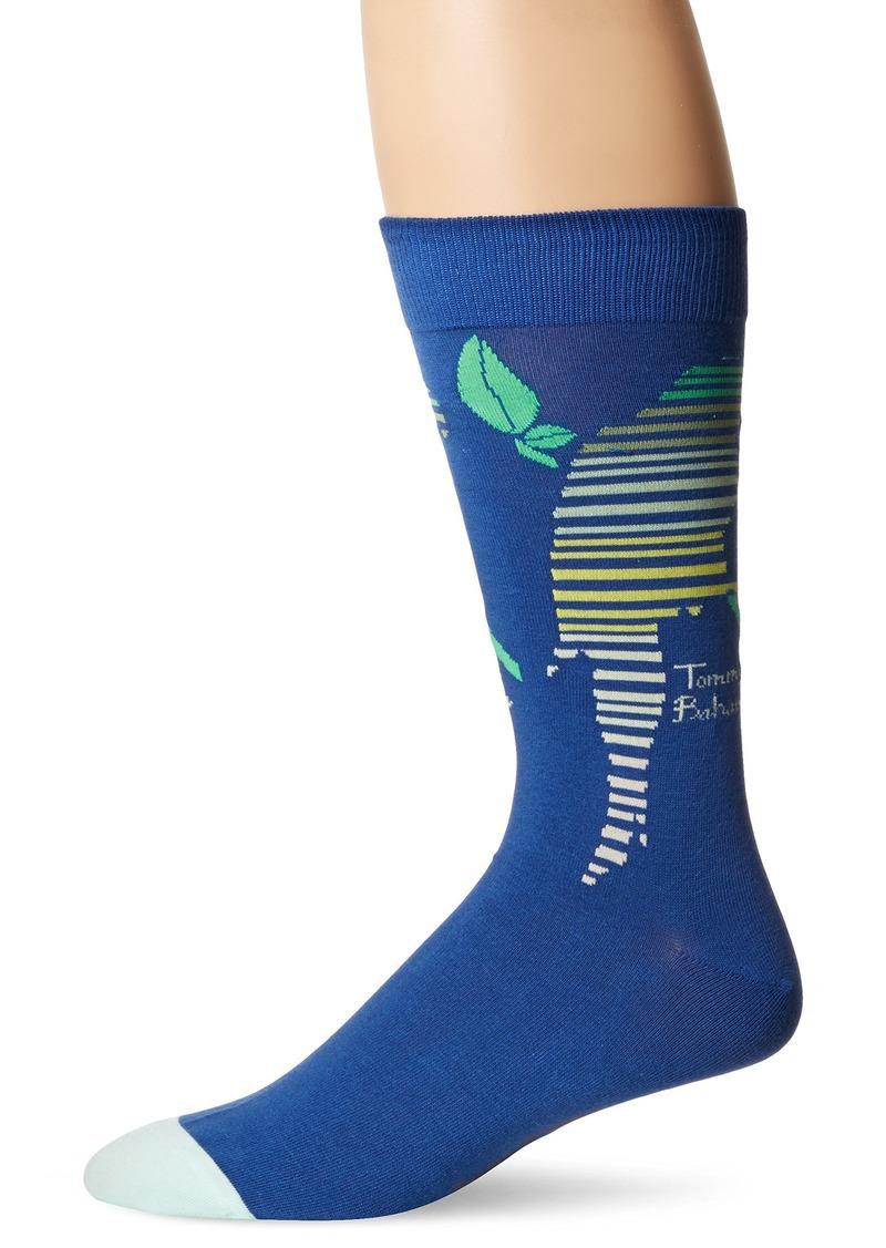 Tommy Bahama Men's Paraiso Crew Sock