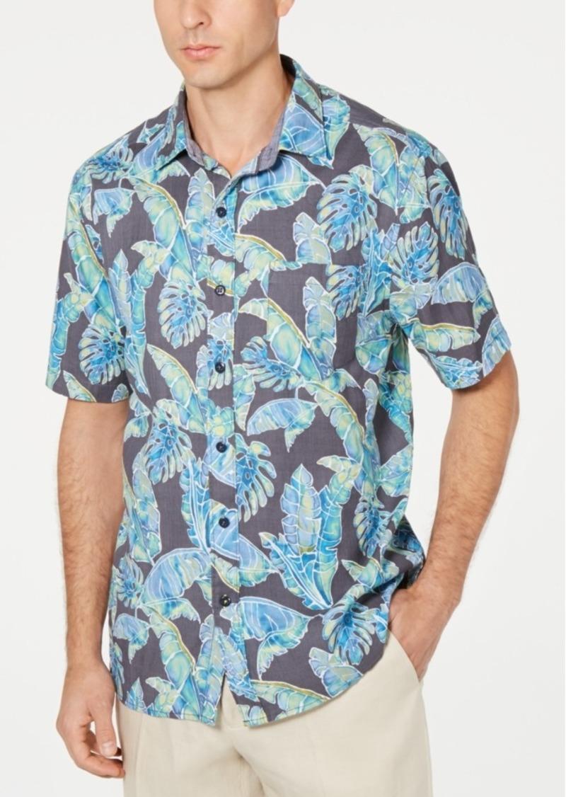 Tommy Bahama Men's Patina Palms Hawaiian Shirt