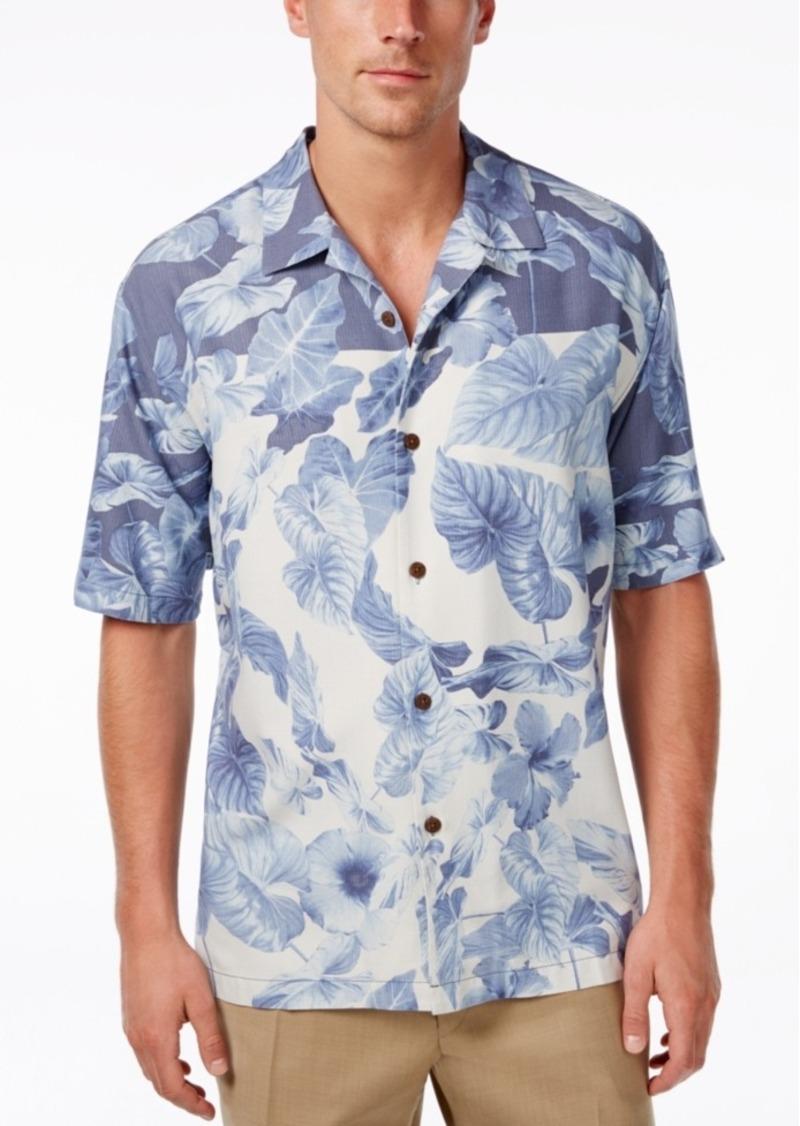 Tommy Bahama Men's Photo-Bloomed Aloha Shirt