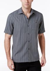 Tommy Bahama Men's Silk Pico De Pixel Shirt