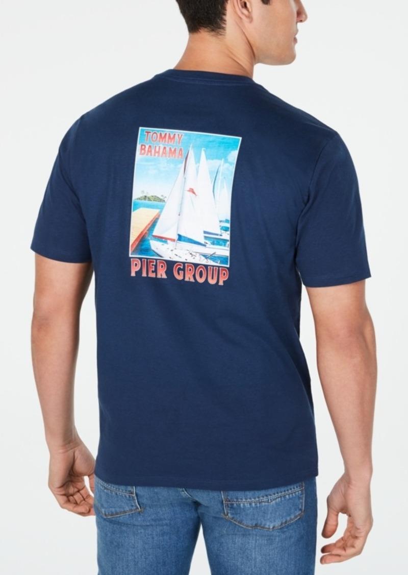 Tommy Bahama Men's Pier Group T-Shirt