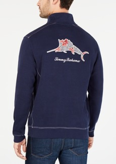 Tommy Bahama Men's Poinsettia Marlin Sweatshirt, Created for Macy's