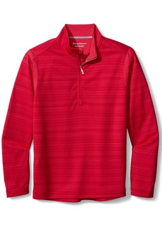 Tommy Bahama Men's Quarter-Zip Tidal Sweater