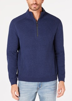Tommy Bahama Men's Reversible Flip-Side Classic Sweatshirt, Created for Macy's