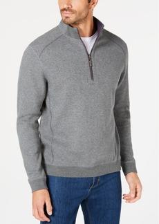 Tommy Bahama Men's Reversible Flip-Side Classic Sweatshirt, Created for Macy's