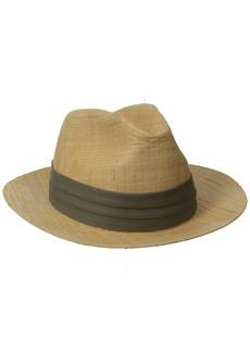 Tommy Bahama Men's Safari Raffia Hat  Large/X-Large