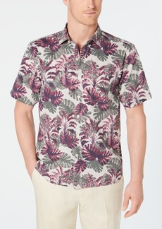 Tommy Bahama Men's Shadow Shade Floral Shirt