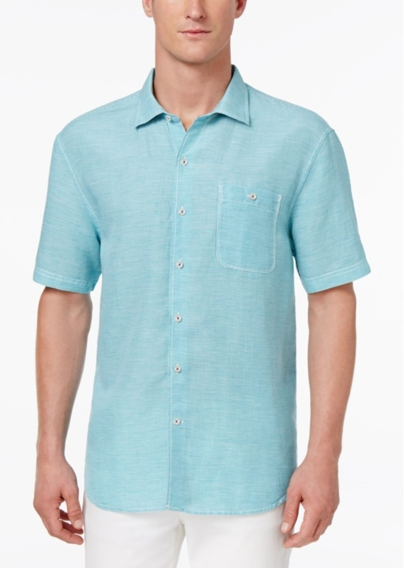 Tommy bahama tommy bahama men 39 s linen shirt casual for Where to buy tommy bahama shirts