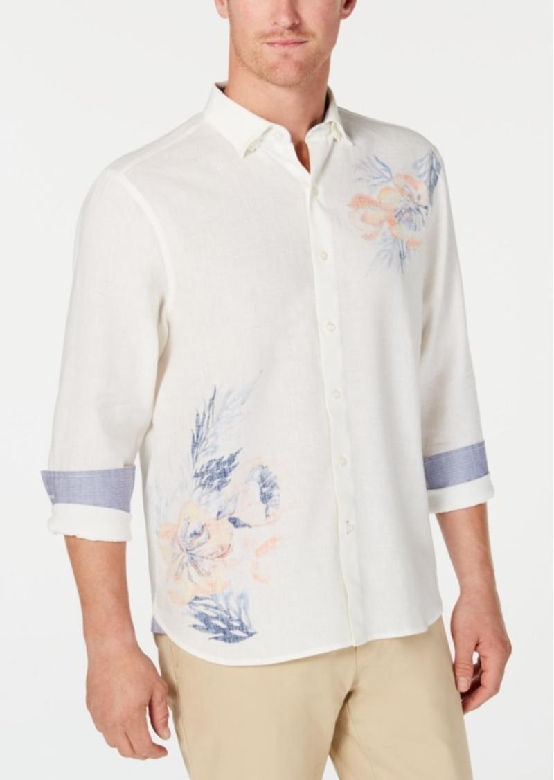 Tommy Bahama Men's South Pacific Escape Floral-Print Shirt