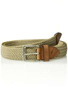 Tommy Bahama Men's Stretch Casual Belt  L