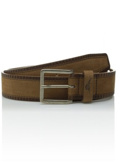 Tommy Bahama Men's Suede Nubuck Belt