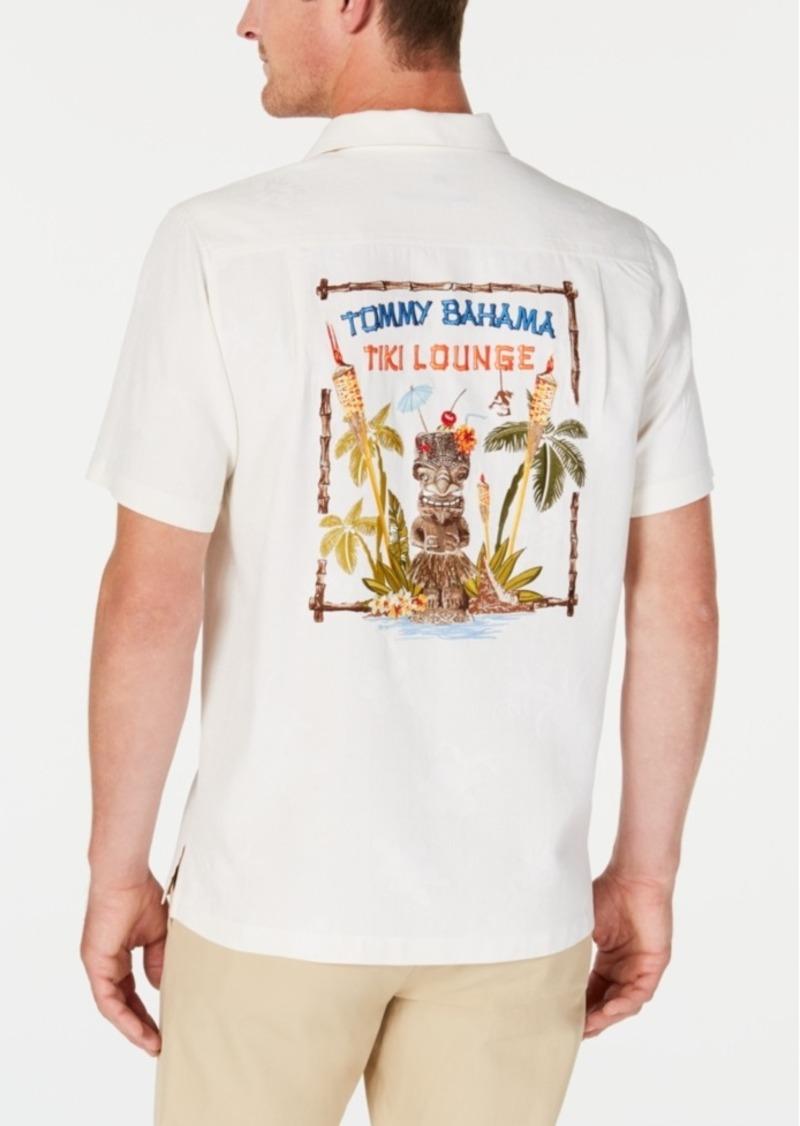 Tommy Bahama Men's Tiki Lounge Print Shirt