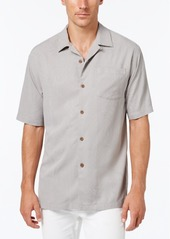 Tommy Bahama Men's Tiki Palms Silk Short-Sleeve Shirt, Created for Macy's