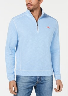 Tommy Bahama Men's Tobago Bay Half Zip Sweatshirt