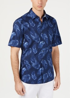Tommy Bahama Men's Tonga Fronds Textured Palm-Print Shirt