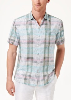 Tommy Bahama Men's Zuma Plaid Shirt
